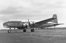Aircraft Photo of VH-INY | Douglas DC-4-1009 | Ansett - ANA | AirHistory.net