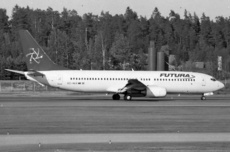 Aircraft Photo of EC-HLN | Boeing 737-86N | Futura International Airways | AirHistory.net