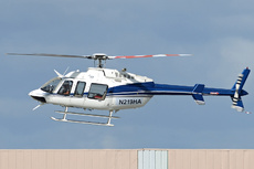 Aircraft Photo of N219HA | Bell 407 | AirHistory.net