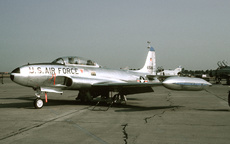 Aircraft Photo of 56-1586 / 61586 | Lockheed T-33A | USA - Air Force | AirHistory.net