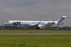 Aircraft Photo of ES-ACH | Bombardier CRJ-900 (CL-600-2D24) | LOT Polish Airlines - Polskie Linie Lotnicze | AirHistory.net