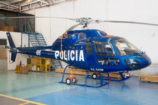 Aircraft Photo of XC-GDM | Eurocopter AS-350F2 Ecureuil | Policia | AirHistory.net
