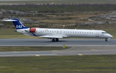 Aircraft Photo of EI-FPU | Bombardier CRJ-900LR (CL-600-2D24) | Scandinavian Airlines - SAS | AirHistory.net