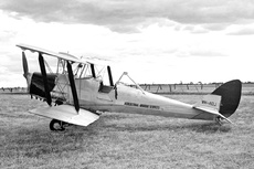 Aircraft Photo of VH-AQJ | De Havilland D.H. 82A Tiger Moth | Agricultural Aviation Services | AirHistory.net #152881