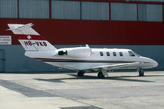 Aircraft Photo of HB-VKB | Cessna 525 CitationJet CJ1 | AirHistory.net