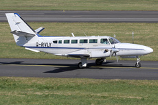 Aircraft Photo of G-RVLY | Reims F406 Caravan II | RVL Aviation | AirHistory.net