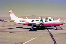 Aircraft Photo of N1222Z | Ted Smith Aerostar 601 | AirHistory.net #155447