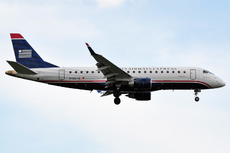 Aircraft Photo of N106HQ | Embraer 175LR (ERJ-170-200LR) | US Airways Express | AirHistory.net