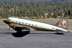Aircraft Photo of N32B | Douglas DC-3A-253A | Tinsley's Chicken | AirHistory.net
