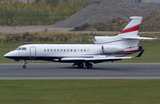 Aircraft Photo of M-GMKM | Dassault Falcon 7X | AirHistory.net