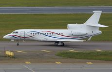 Aircraft Photo of M-OUNT | Dassault Falcon 7X | AirHistory.net