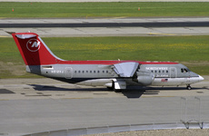 Aircraft Photo of N512XJ | BAE Systems Avro 146-RJ85 | Northwest Jet Airlink | AirHistory.net