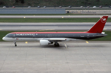 Aircraft Photo of N555NW | Boeing 757-251 | Northwest Airlines | AirHistory.net