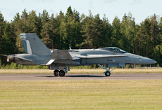 Aircraft Photo of HN-429 | McDonnell Douglas F-18C Hornet | Finland - Air Force | AirHistory.net