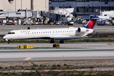 Aircraft Photo of N821SK | Bombardier CRJ-900LR (CL-600-2D24) | Delta Connection | SkyWest Airlines | AirHistory.net
