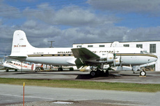 Aircraft Photo of C-GQIB | Douglas C-54E Skymaster | Millardair | AirHistory.net