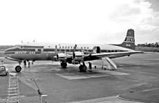 Aircraft Photo of VH-INT | Douglas DC-6B | Ansett - ANA | AirHistory.net