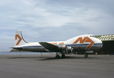 Aircraft Photo of ZK-NWB | Aviation Traders ATL-98 Carvair | Nationwide Air | AirHistory.net