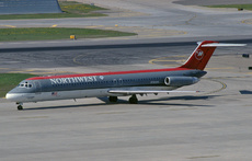 Aircraft Photo of N765NC | McDonnell Douglas DC-9-51 | Northwest Airlines | AirHistory.net