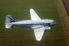 Aircraft Photo of F-AZTE / F-BBBE | Douglas C-47A Skytrain | Air France | AirHistory.net