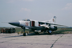 Aircraft Photo of 261 | Mikoyan-Gurevich MiG-23MF | Romania - Air Force | AirHistory.net
