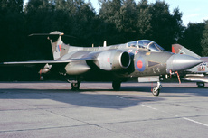 Aircraft Photo of XW530 | Hawker Siddeley Buccaneer S2B | UK - Air Force | AirHistory.net