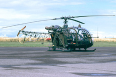 Aircraft Photo of A94 | Sud SA-318C Alouette II Astazou | Belgium - Gendarmerie/Rijkswacht | AirHistory.net