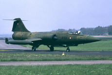Aircraft Photo of R-851 | Lockheed CF-104 Starfighter | Denmark - Air Force | AirHistory.net