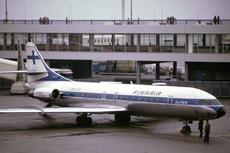 Aircraft Photo of OH-LSC | Sud SE-210 Caravelle 10B3 Super B | Finnair | AirHistory.net