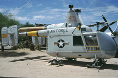 Aircraft Photo of 62-4531 | Kaman HH-43F Huskie (K-600) | USA - Air Force | AirHistory.net