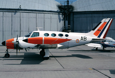 Aircraft Photo of 248 | Cessna 411 | France - Air Force | AirHistory.net