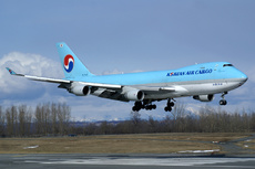 Aircraft Photo of HL7403 | Boeing 747-4B5F/SCD | Korean Air Cargo | AirHistory.net #174691