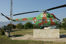 Aircraft Photo of 203 | Mil Mi-2 | Bulgaria - Air Force | AirHistory.net
