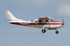 Aircraft Photo of PH-PCT | Cessna U206F Stationair | AirHistory.net