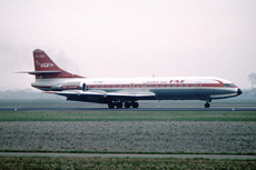 Aircraft Photo of EC-CMS | Sud SE-210 Caravelle 10B3 Super B | TAE - Trabajos Aereos y Enlaces | AirHistory.net