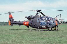 Aircraft Photo of 1193 | Aerospatiale SA-341F Gazelle | France - Army | AirHistory.net