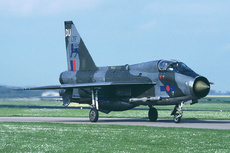 Aircraft Photo of XS416 | English Electric Lightning T5 | UK - Air Force | AirHistory.net