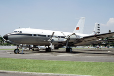 Aircraft Photo of 43536 | Douglas DC-6B | Taiwan - Air Force | AirHistory.net