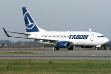 Aircraft Photo of YR-BGH | Boeing 737-78J | Tarom | AirHistory.net
