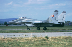 Aircraft Photo of 6124 | Mikoyan-Gurevich MiG-29A (9-12A) | Slovakia - Air Force | AirHistory.net