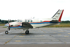 Aircraft Photo of JA8882 | Beech C90A King Air | Civil Aviation College | AirHistory.net