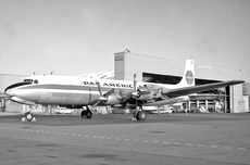 Aircraft Photo of N737PA | Douglas DC-7C(F) Seven Seas | Pan American Airways - Pan Am | AirHistory.net