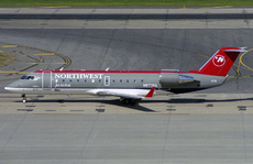 Aircraft Photo of N8775A | Bombardier CRJ-440 (CL-600-2B19) | Northwest Jet Airlink | AirHistory.net