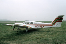 Aircraft Photo of OO-ALK | Piper PA-44-180 Seminole | AirHistory.net