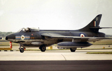 Aircraft Photo of XF419 | Hawker Hunter F6 | UK - Air Force | AirHistory.net