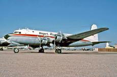 Aircraft Photo of N44904 | Douglas C-54Q Skymaster | Biegert Aviation | AirHistory.net