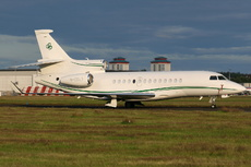 Aircraft Photo of M-CELT | Dassault Falcon 7X | AirHistory.net