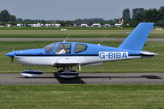 Aircraft Photo of G-BIBA | Socata TB-9 Tampico | AirHistory.net