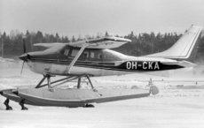 Aircraft Photo of OH-CKA | Cessna U206F Stationair | AirHistory.net #160030