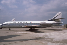 Aircraft Photo of F-BJTR | Aerospatiale SE-210 Caravelle III | Air France | AirHistory.net